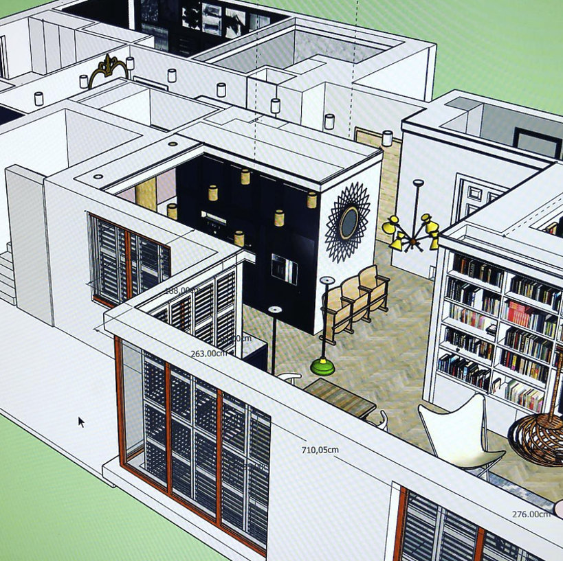 Dorota Szelągowska pokazała projekt mieszkania