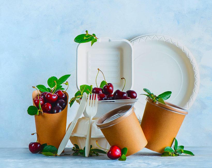Ekologiczny plastik z owoców morza