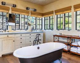 Luksusowe i ekstrawaganckie! Jak prezentują się łazienki gwiazd?