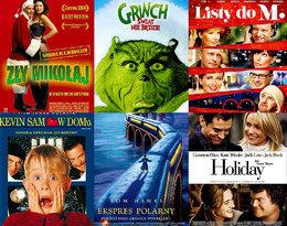 """""""Kevin sam w domu"""", """"Grinch"""" i... Oto 10 świątecznych filmów wszech czasów!"""
