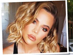Fryzura w stylu Khloe Kardashian