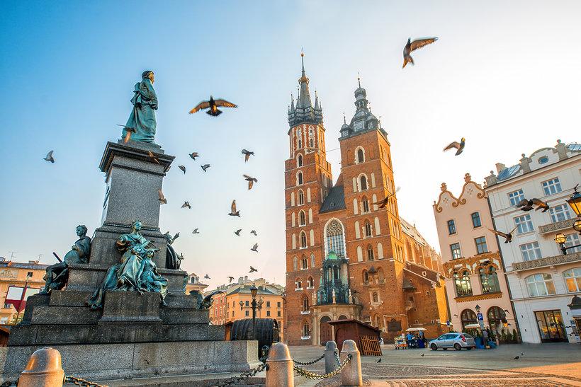 Gdzie spędzić majówkę w Krakowie?