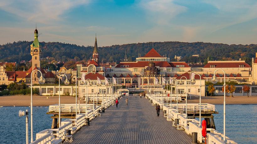Gdzie spędzić majówkę w mieście - Sopot