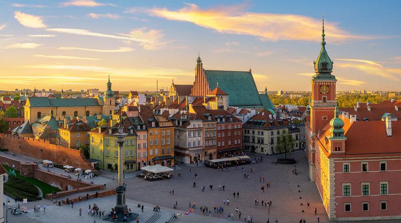 Gdzie spędzić majówkę w mieście - Warszawa