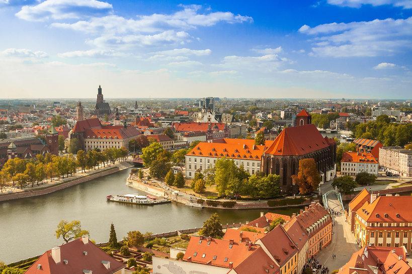Gdzie spędzić majówkę we Wrocławiu?