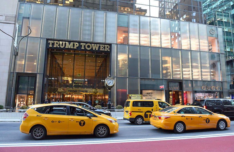 gdzie zamieszka donald trump po zakonczonej prezydenturze razem z melania trump w mar a lago czy trump tower nowy jork