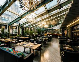 Restauracje największych domów mody! Kulinarny raj dla kobiet!