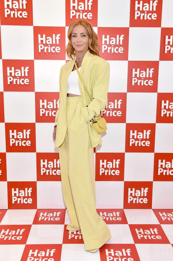 gwiazdy na otwarciu sklepu Half Price stylizacje Katarzyna Zielinska