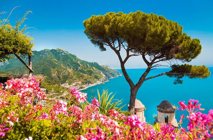 Gwiazdy na wyspie Capri
