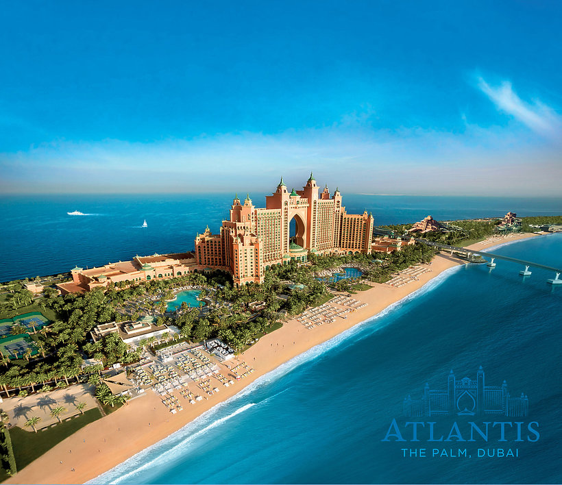Hotel Atlantis, The Palm