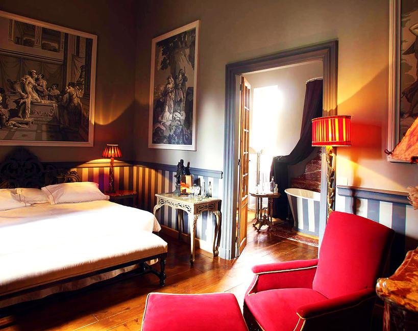 Hotele na Walentynki - Francja