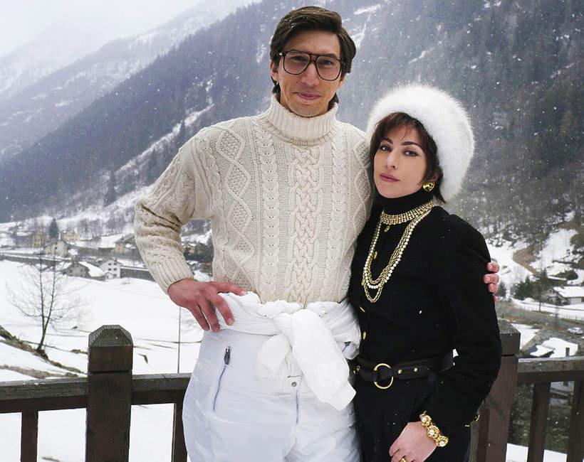 House of Gucci co wiadomo o filmie Lady Gaga jako Patrizia Reggiani i Adam Driver jako Maurizio Gucci na planie