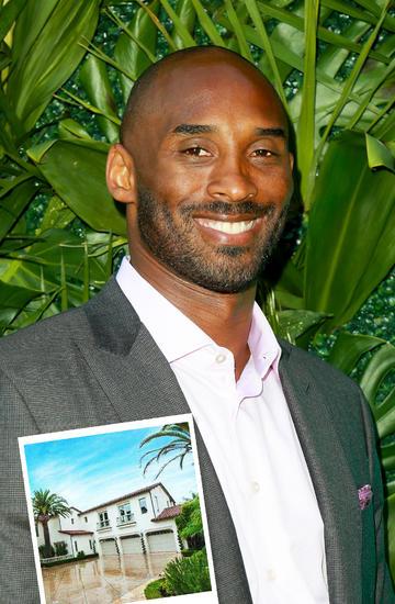 Jak mieszkał Kobe Bryant?