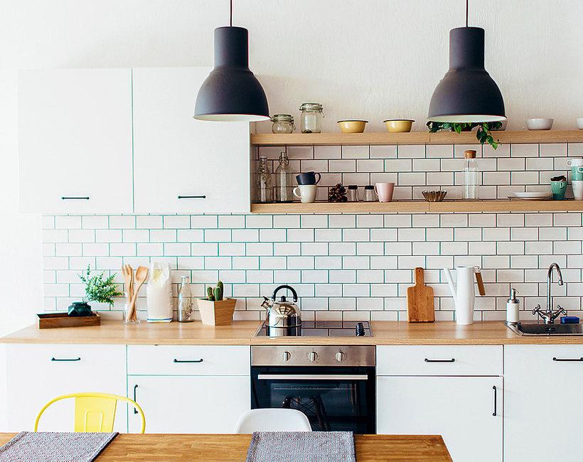 Biel I Marmur Czy Drewno I Beton Jak Urządzić Kuchnię