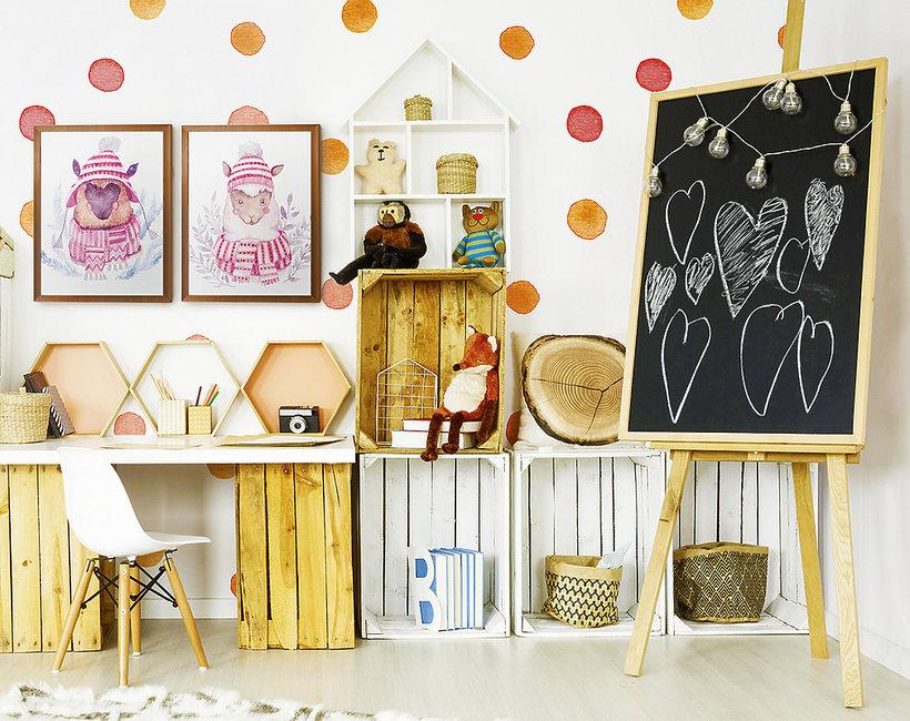 Jak urządzić pokój dziecka? Aranżacja wnętrz