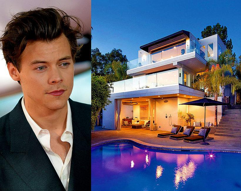 Jak wygląda dom Harry'ego Stylesa