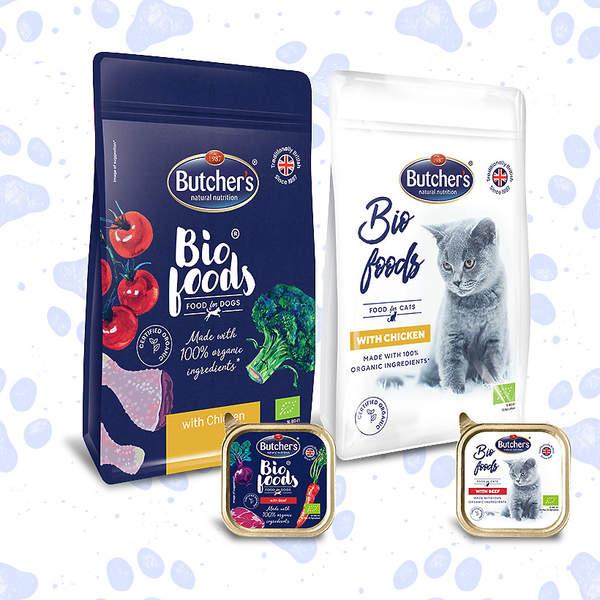 karma dla psów i kotów butchers