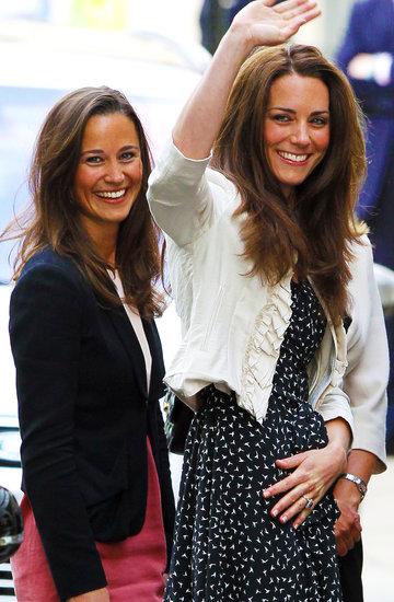 Kate i Pippa sprzedają wspólne mieszkanie
