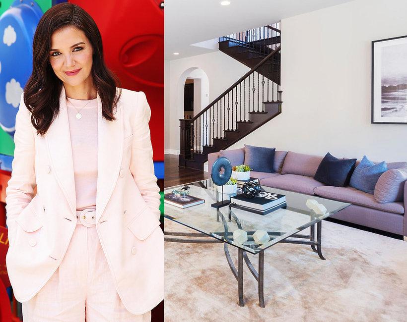 Katie Holmes sprzedaje dom