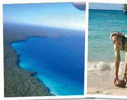 Kinga Rusin na rajskich wakacjach- zdjęcia z wyspy Lifou