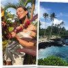 Kinga Rusin na rajskich wakacjach- zdjęcia z wyspy Upolu