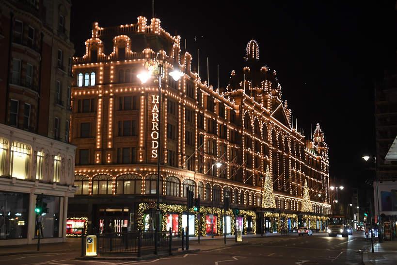 Knightsbridge Londyn