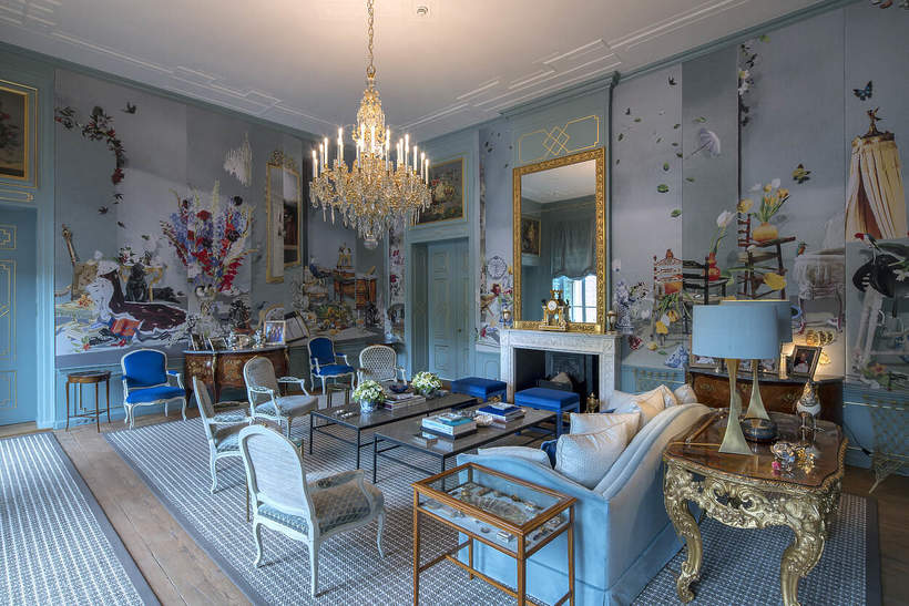 Królewskie salony