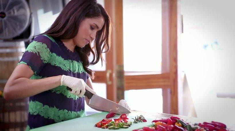 książka kucharska Meghan
