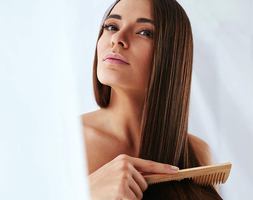 kuracja włosów produktami InSight