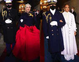 Inauguracja prezydentury Joe Bidena: Lady Gaga i Jennifer Lopez zadały szyku!