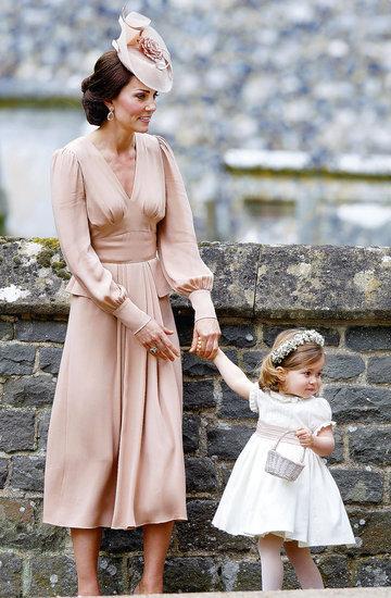 Look w stylu księżnej Kate i księżniczki Charlotte