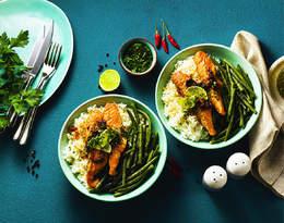 Kuchnia na wiosnę 2020 - poznaj receptury na szybkie i łatwe dania z ryżu!