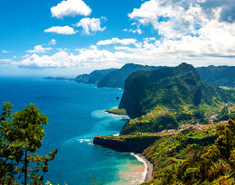 Szukasz pomysłu na wakacje? Madera to prawdziwy raj na ziemi!