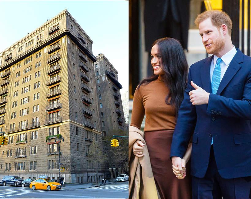 Madonna wynajmie apartament Harry'emu i Meghan?