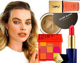 Trendy 2019 – zainspiruj się letnim makijażem aktorki Margot Robbie