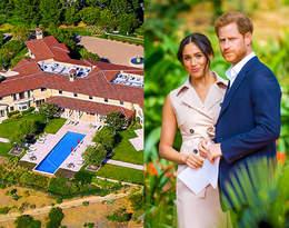 To w tej luksusowej posiadłości Meghan i Harry mieszkają w Los Angeles!