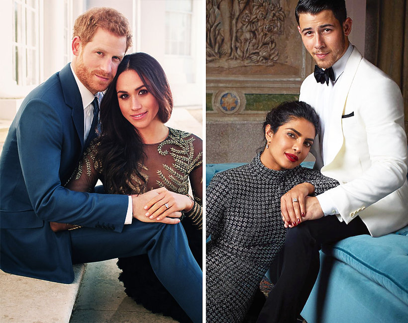 Meghan i Harry, Nick i Priyanka