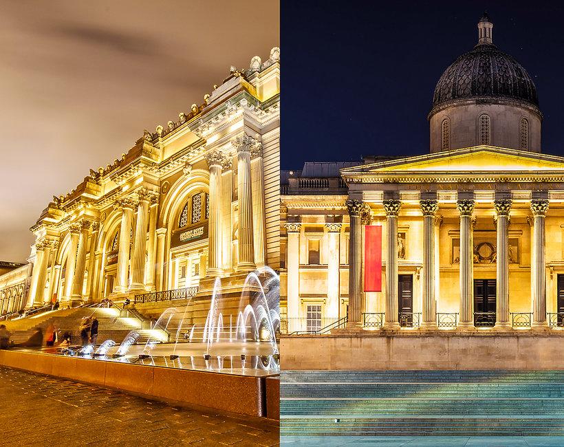 met muzeum, Londyn muzeum