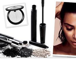 Metaliczny makijaż na jesień - Kylie Jenner i Kim Kardashian kochają ten trend! Zobacz, jak się nim bawić!