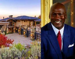 Kto kupi niesamowitą posiadłość Michaela Jordana?