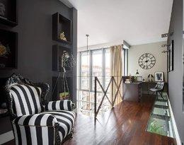 Mieszkanie Dody na warszawskim Mokotowie na osiedlu Biały Kamień do wynajęcia