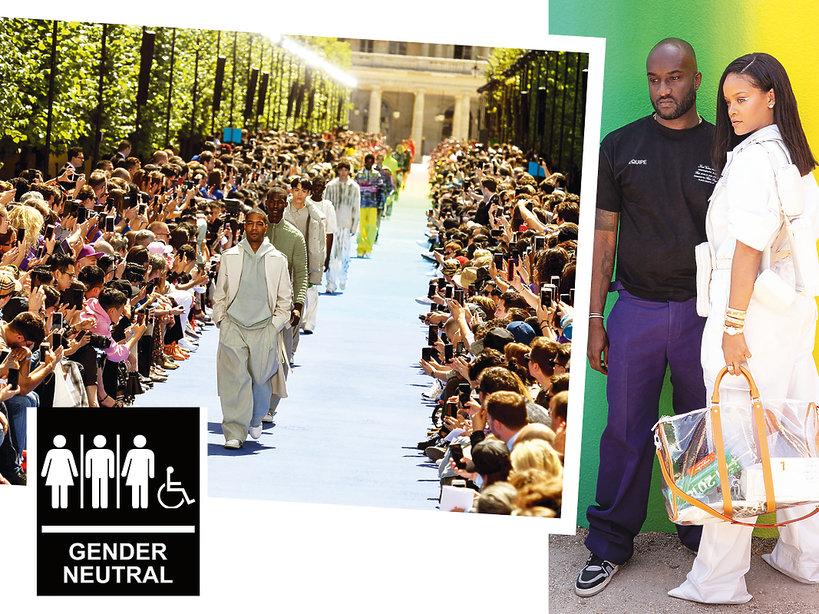 Moda gender neutral - artykuł Viva!Moda