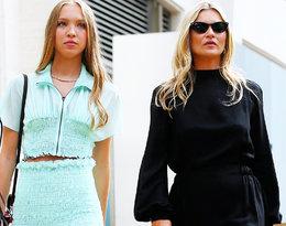 Kate Moss na tygodniu mody w Nowym Jorku pokazała się z córką!