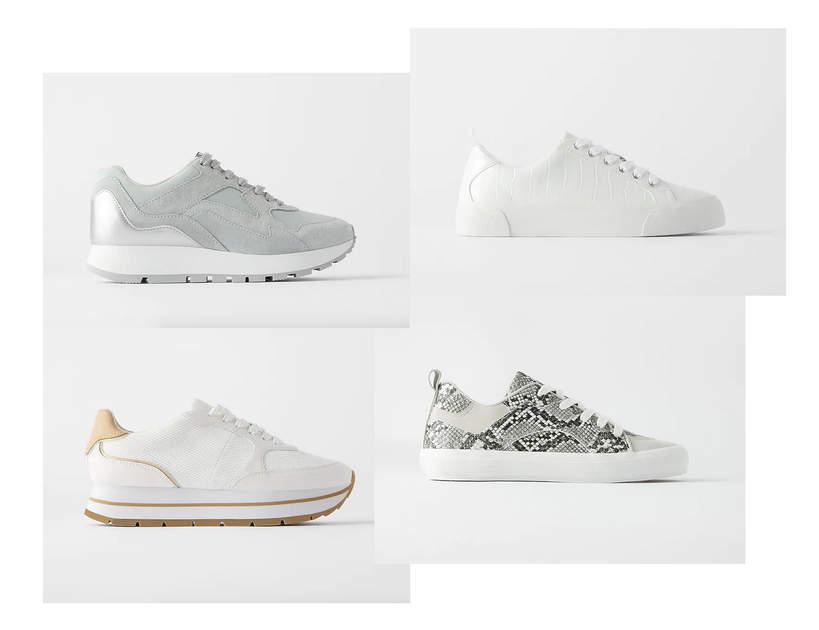 lato-2020-sneakersy-trampki-zara-wyprzedaz-biale-szare-co-kupic