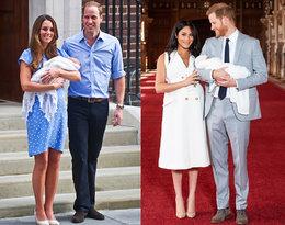 Księżna Meghan pokazała się po porodzie. Jej stylizacja zaskakuje!