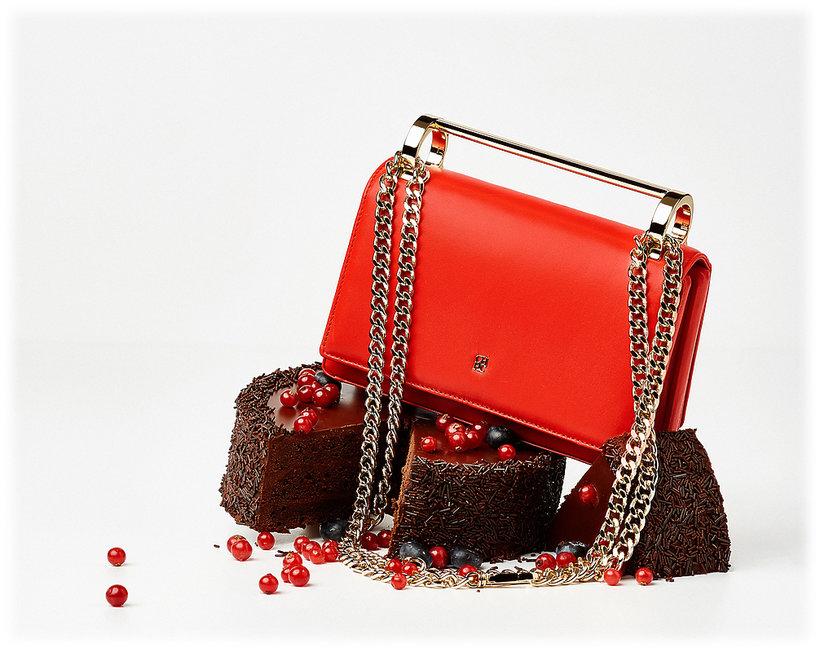Model torebki Insignia marki CH Carolina Herrera