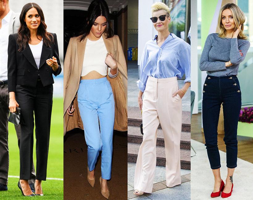 076bb4cab36b83 Jak dobrać rodzaj spodni do sylwetki? | Viva.pl