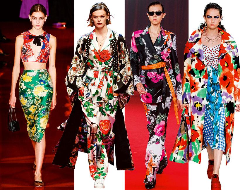 79d29e97 Trendy w modzie na wiosnę i lato 2018. Jak nosić pastele, kwiaty ...