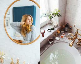 Zainspiruj się modnym wystrojem łazienki Kasi Tusk!
