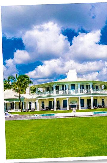 Najdroższe domy gwiazd